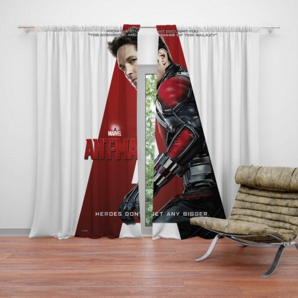Ant-Man Marvel Movie Paul Rudd Curtain