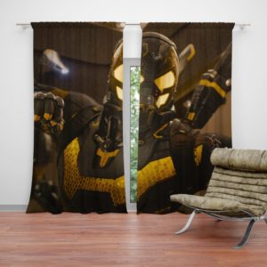 Yellowjacket Darren Cross Ant-Man Movie Curtain