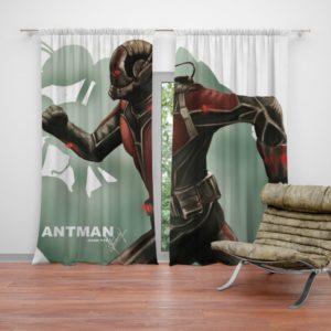 Marvel Comics Ant-Man Movie Hank Pym Curtain