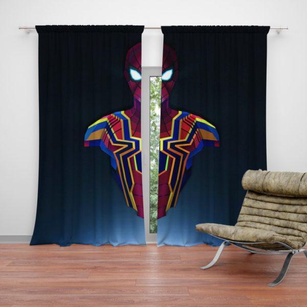 Avengers Spider-Man Infinity War Movie Curtain