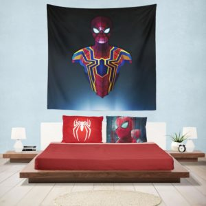Avengers Spider-Man Infinity War Movie Hanging Wall Tapestry
