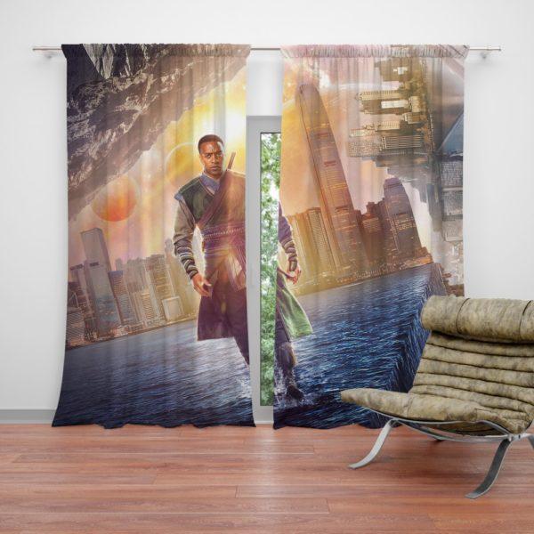 Baron Mordo Marvel Fictional Supervillain Curtain