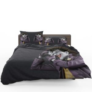 Batman Family The Killing Joke DC Joker Bedding Set 1