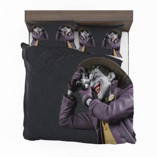 Batman Family The Killing Joke DC Joker Bedding Set 2