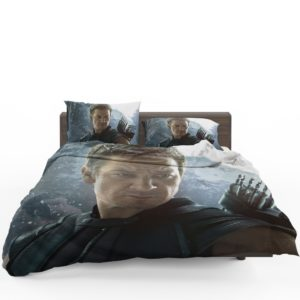 Clint Barton Hawkeye Avengers Age of Ultron Movie Bedding Set 1