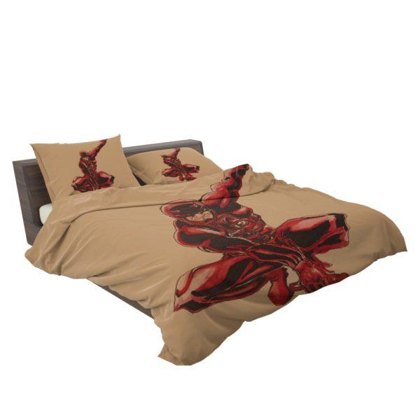 Comics Daredevil Matt Murdock Bedding Set