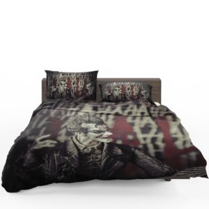 Comics Heroes & Villains Joker Statue Bedding Set 1