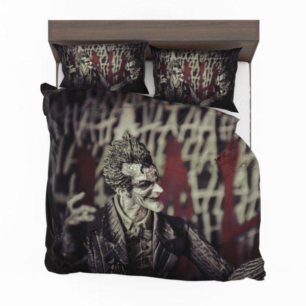 Comics Heroes & Villains Joker Statue Bedding Set 2