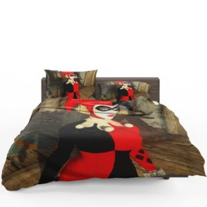 Crossover Batman Arkham Knight Skyrim Bedding Set 1