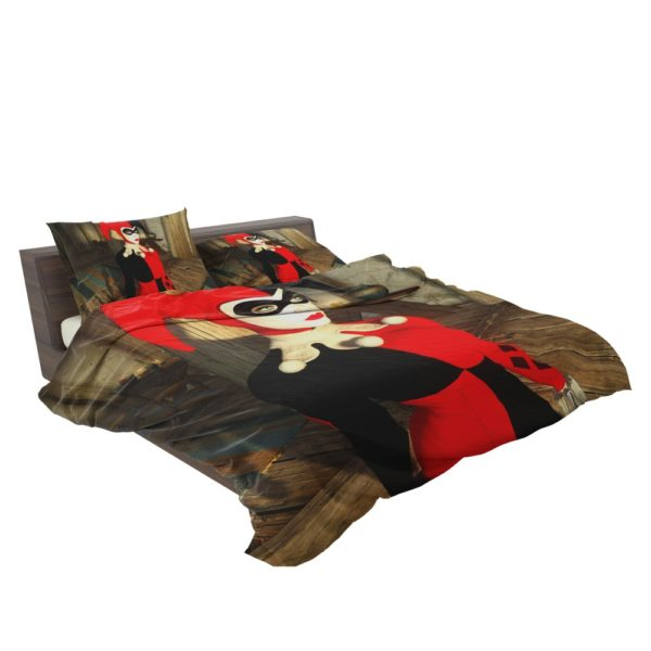 Crossover Batman Arkham Knight Skyrim Bedding Set 3