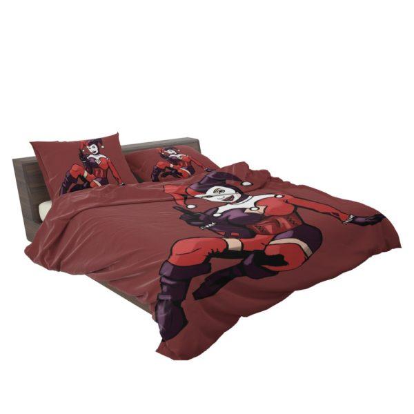 DC Comics Harley Quinn Suicide Art Bedding Set 3