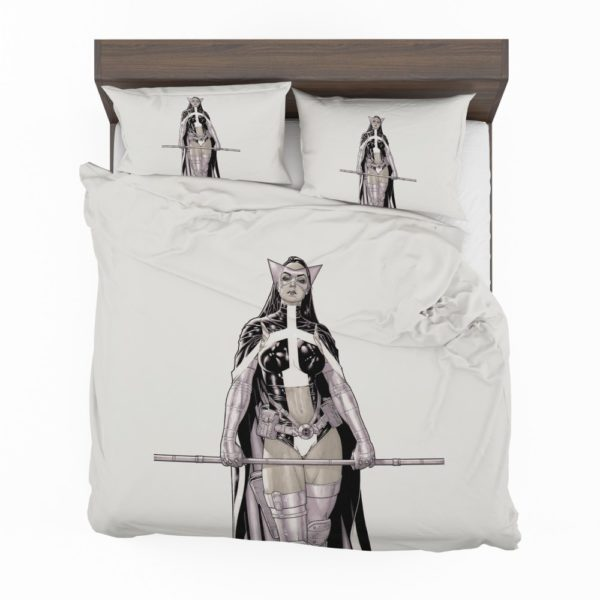DC Comics Huntress Helena Bertinelli Bedding Set 2