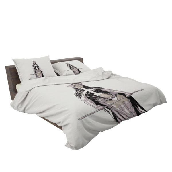 DC Comics Huntress Helena Bertinelli Bedding Set 3