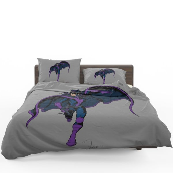 DC Comics Justice League Huntress Bedding Set 1
