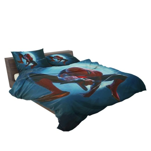Daily Bugle Spider-Man Marvel Comics Bedding Set 3