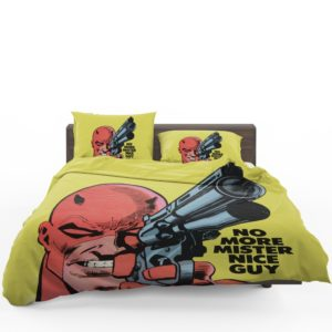 Daredevil Comics Super Hero Bedding Set