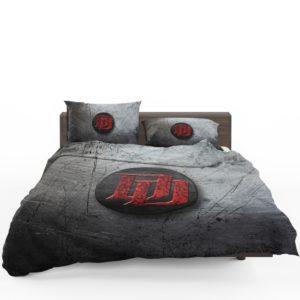 Daredevil TV series Logo Bedding Set