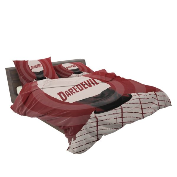 Daredevil The Man Without Fear Bedding Set