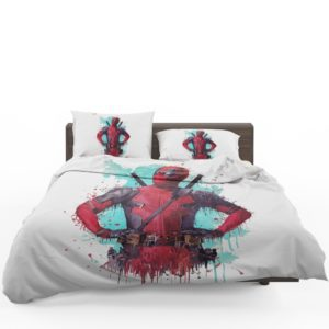 Deadpool Artwork Bedding Set 1
