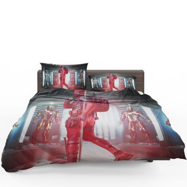 Deadpool Fan Art Bedding Set 1
