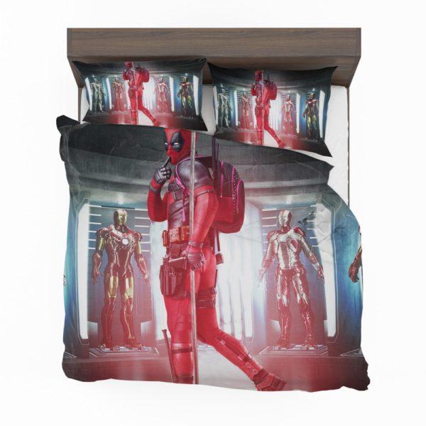 Deadpool Fan Art Bedding Set 2
