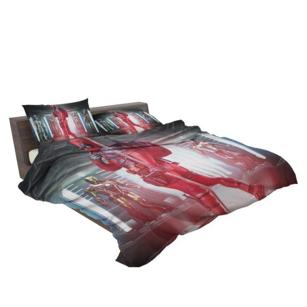 Deadpool Fan Art Bedding Set 3