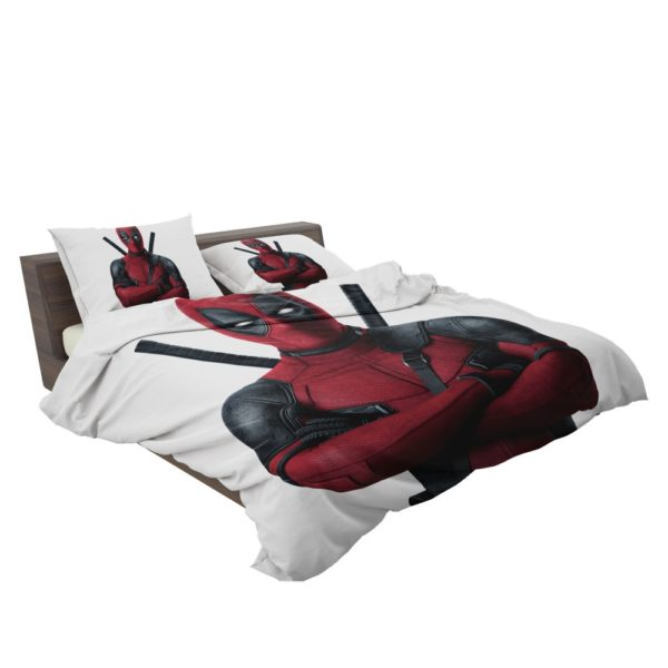 Deadpool Movie Duvet Cover Set 3