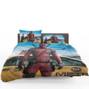 Deadpool Movie Negasonic Teenage Warhead Bedding Set 1