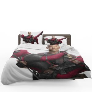 Deadpool and Cable Bedding Set 1