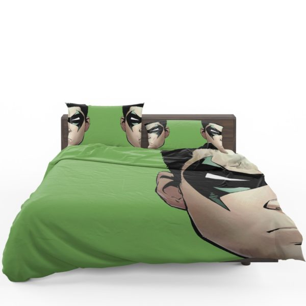 Dick Grayson as Robin DC Comics Bedding Set 1