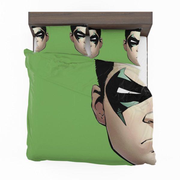 Dick Grayson as Robin DC Comics Bedding Set 2