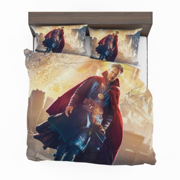Doctor Strange Marvel Avengers Infinity War Bedding Set 2.jpg