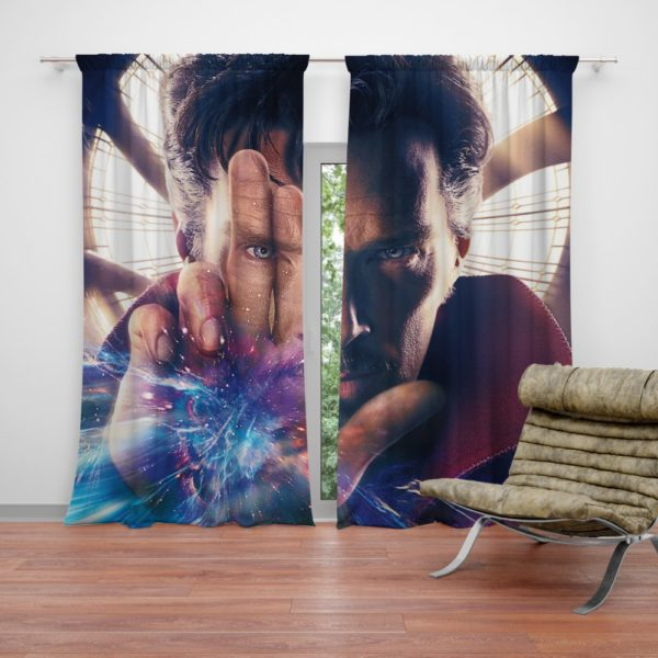 Doctor Strange Master of the Mystic Arts Curtain