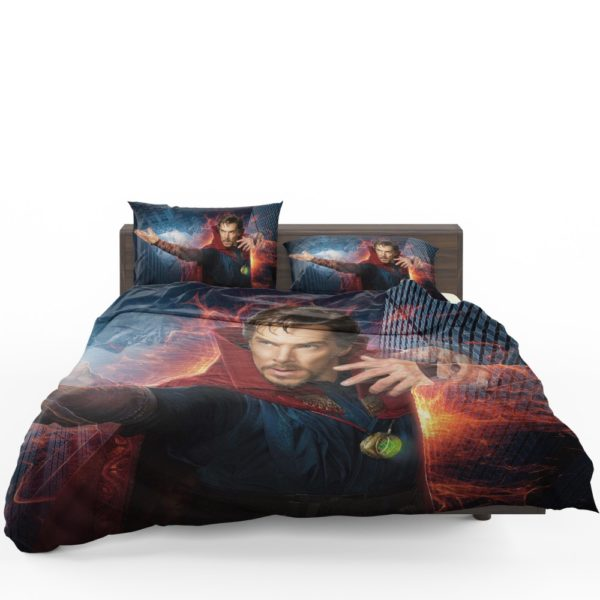 Doctor Strange Movie Benedict Cumberbatch Bedding Set 3.jpg