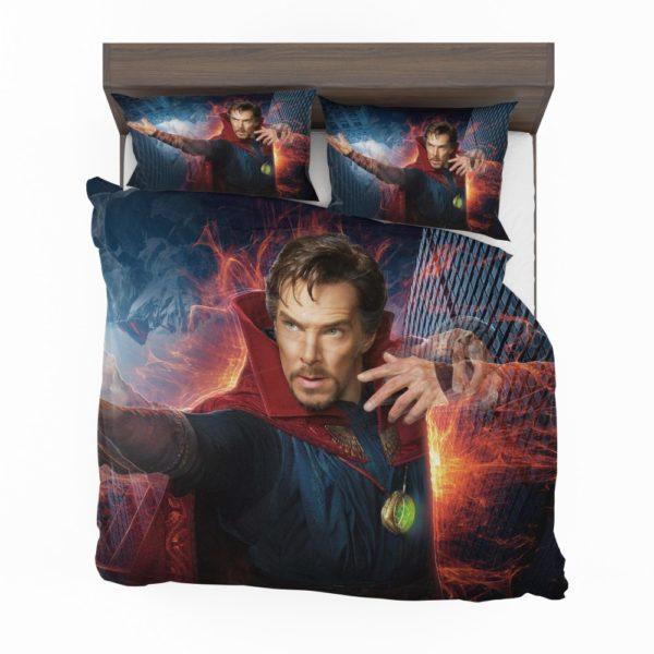 Doctor Strange Movie Benedict Cumberbatch Bedding Set 2.jpg