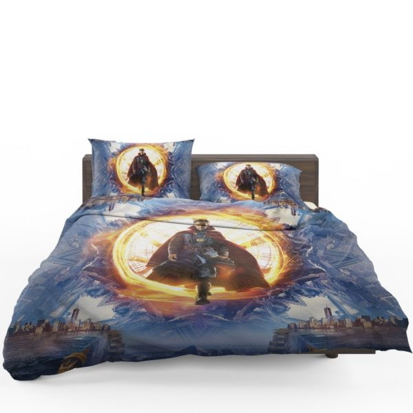 Dr Stephen Strange Marvel Super Hero Bedding Set 3.jpg