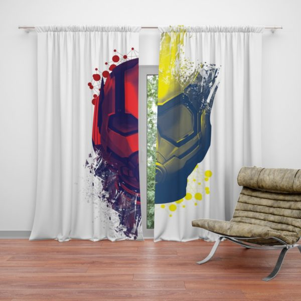 Ant-Man and the Wasp Creative Graphic Curtain