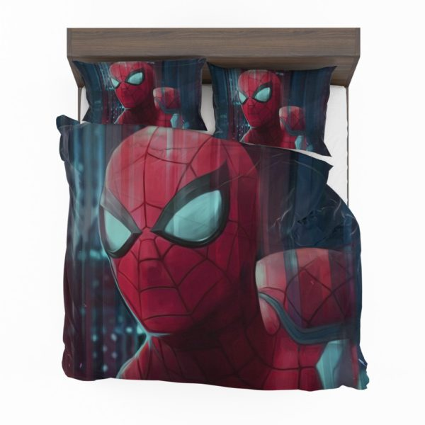 Fantastic Four Spider-Man Marvel Bedding Set 2