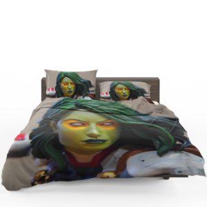 Gamora Marvel Comics Super Heroine Bedding Set 1