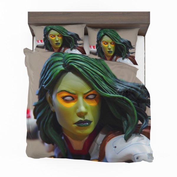 Gamora Marvel Comics Super Heroine Bedding Set 2
