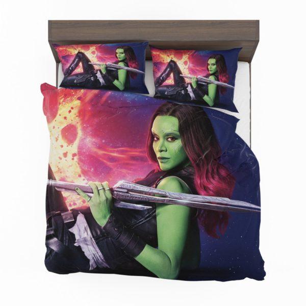 Gamora Marvel Comics The Avenger Bedding Set 2