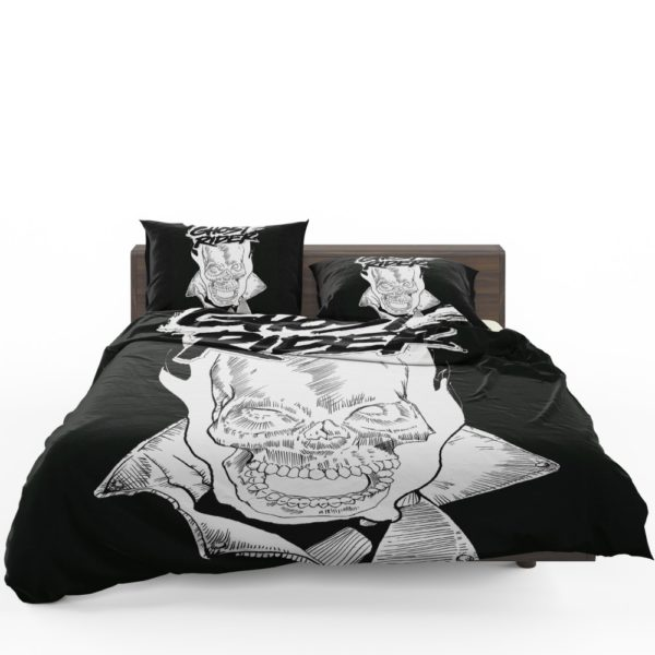 Ghost Rider Danny Ketch Classic Bedding Set 1