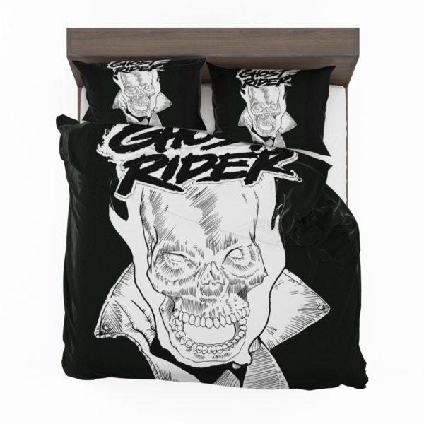 Ghost Rider Danny Ketch Classic Bedding Set 2