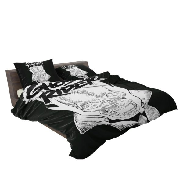 Ghost Rider Danny Ketch Classic Bedding Set 3