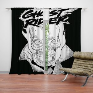 Ghost Rider Danny Ketch Classic Curtain
