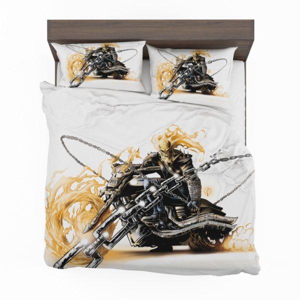 Ghost Rider Johnathon Blaze Bedding Set 2