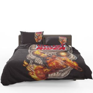 Ghost Rider Spirit Of Vengeance Bedding Set 1