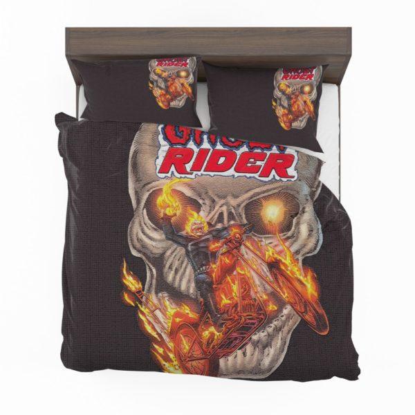 Ghost Rider Spirit Of Vengeance Bedding Set 2