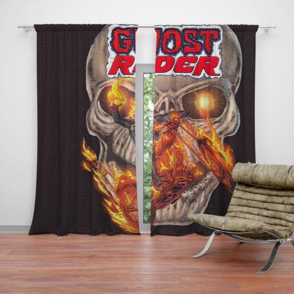 Ghost Rider Spirit Of Vengeance Curtain