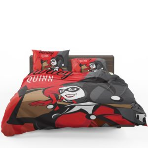 Harley Quinn DC Comics Fictional Character Bedding Set 1